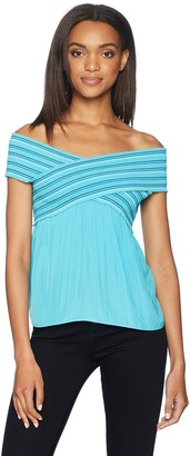 Ramy Brook Women's Charley Off The Shoulder Top