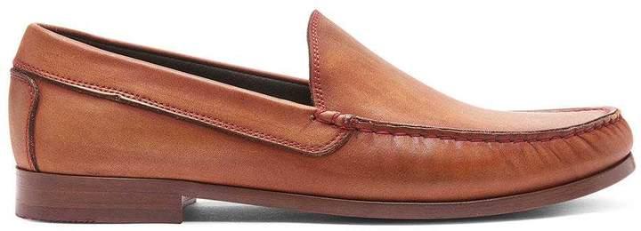 Donald J Pliner NATE, Washed Calf Leather Loafer