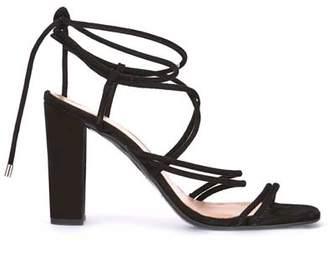 Mint Velvet Tia Black Heeled Sandal
