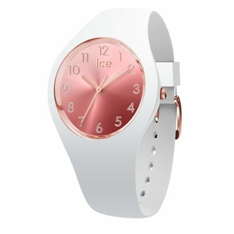 Ice Watch Ice-Watch - ICE sunset Blush - Women's wristwatch with silicon strap - 015744 (Small)