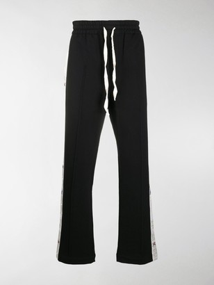Casablanca Symbol-Side Strip Trousers