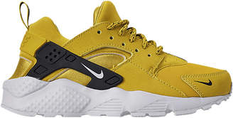 Nike Huarache Run SE Bright Citron (GS)