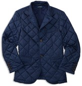 Ralph Lauren Boys' Diamond Quilted Jacket - Sizes S-XL