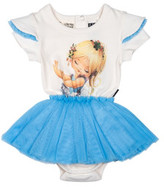 Rock Your Baby TINY DANCER SHORT SLEEVE CIRCUS DRESS (3M - 2Y)