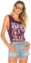 Junk Food Clothing Kiss Tank