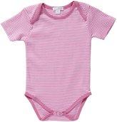 Kissy Kissy Striped S/S Bodysuit (Baby) - Pink-12-18 Months