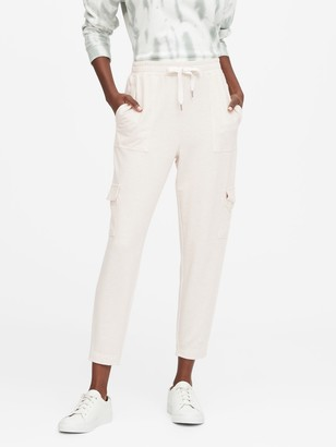 Banana Republic Cargo Jogger Knit Pant