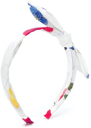 Lapin House Bow Detail Head Band