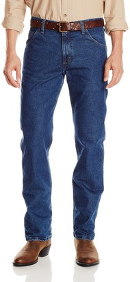 Wrangler Men's Premium Performance Cool Vantage Cowboy Cut Jean