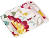 Pip Studio Floral Fantasy Towel - Star White - Wash Mitt
