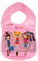 Harrods City Girl Bib