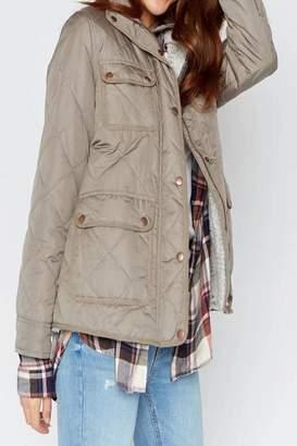 Apricot Lane St. Cloud Fleece Lined Jacket