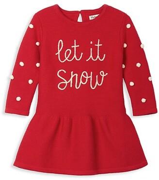 Hatley Baby's & Little Girl's Let It Snow Sweater Dress
