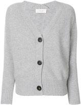 Incotex V-neck button cardigan