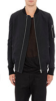 "Rick Owens Men's ""Tight Bomber"" Jacket-BLACK"