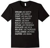 Dream Like Martin,..., Inspire like Obama T-shirt