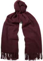 Acne Studios - Canada Virgin Wool Scarf