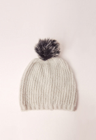 Missguided Soft Knit Beanie Hat