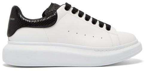 984dcec6013bc Alexander McQueen Black Leather Men's Shoes | over 200 Alexander McQueen  Black Leather Men's Shoes | ShopStyle