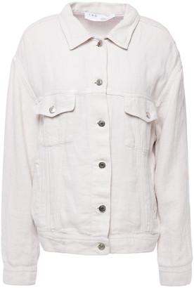 IRO Heed Oversized Linen Jacket
