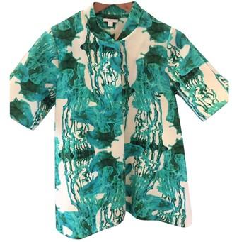 Cos Multicolour Cotton Jacket for Women