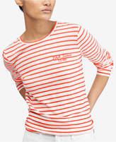 Polo Ralph Lauren Striped Long-Sleeve Cotton T-Shirt