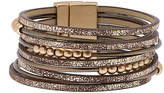 Saachi Leather Bracelet