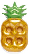Sunnylife Inflatable Pineapple Drink Holder Pool Float