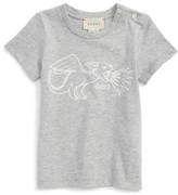 Gucci Infant Boy's Dragon Graphic T-Shirt