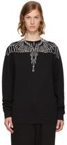 Marcelo Burlon County of Milan Black Anne Sweatshirt