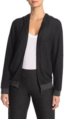 Cosabella Charly Zip Up Hoodie