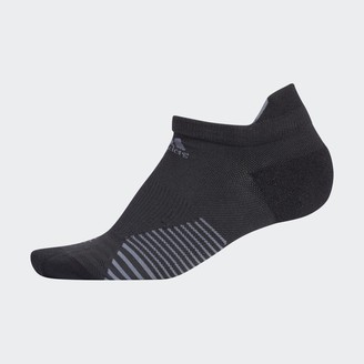 adidas Run Tabbed No-Show Socks