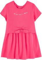 Ikks Bi-material dress