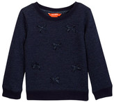 Joe Fresh Bow Detail Pullover (Little Girls)