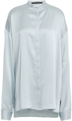 Haider Ackermann Silk-satin Shirt