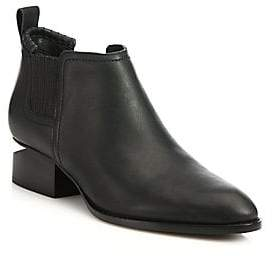 Alexander Wang Women's Kori Leather Chelsea Boots