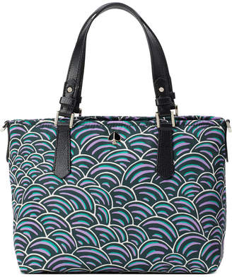 Kate Spade Taylor Party Bubbles Small Crossbody Tote