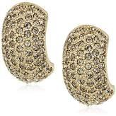 """Nina Pave"""" E-Ardela Earrings"""