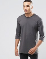 Jack and Jones 3/4 Sleeve T-shirt