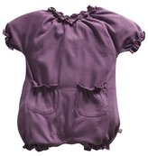 Baby Soy Bubble Romper - Eggplant - 6-12 months