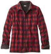 L.L. Bean Fleece-Lined Flannel Shirt