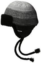 Calvin Klein Ombre Knit Trapper Hat Caps