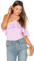 Susana Monaco x REVOLVE Amelia Top in Purple. - size M (also in S,XS)