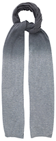 Phase Eight Jilly Ombre Scarf, Ash