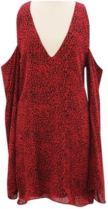 Amiri Multicolour Silk Dress for Women