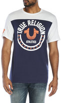 True Religion Football Tee