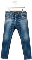 DSQUARED2 Boys' Straight-Leg Jeans