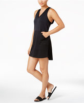 Nike Hooded Mesh Cover-Up Dress
