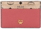 MCM Corina Leather Card Holder
