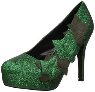 The Highest Heel Women's Poison Ivy Platform Heel